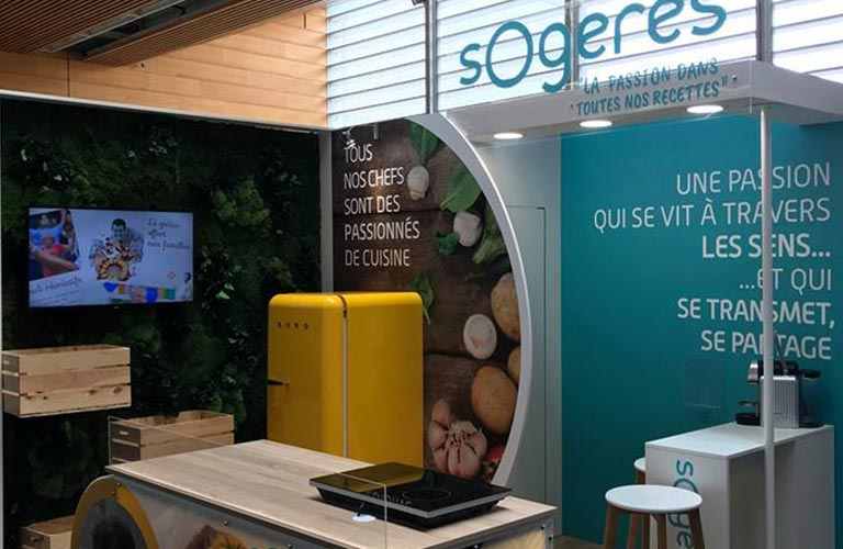 Stand Sogere